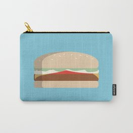 Burger - No Text Carry-All Pouch