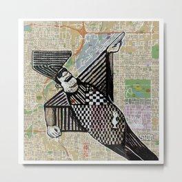 Denver, Colorado Metal Print