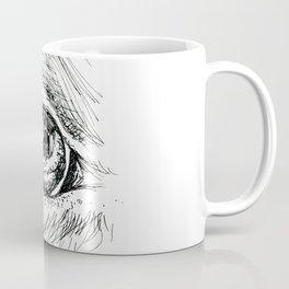Dog Eye Coffee Mug