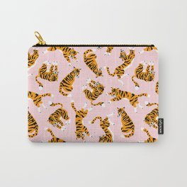 Cute tigers Carry-All Pouch