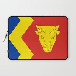 flag of Birmingham Laptop Sleeve