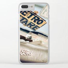 Metro Petare - Caracas - Venezuela Clear iPhone Case