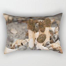 Phallus Fungi Rectangular Pillow
