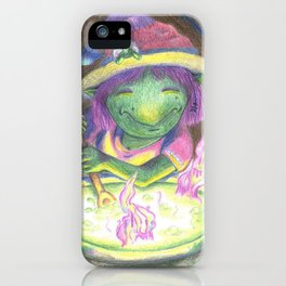 'The Chef' iPhone Case