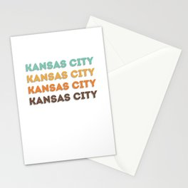 Kansas City Stationery Cards