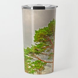 Magestic old Trees Travel Mug
