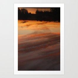 Spirit Mist  Art Print