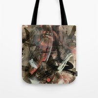 community Tote Bags featuring Community by Lisa Romero