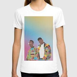 DJ JAZZY JEFF & THE FRESH PRINCE T-shirt
