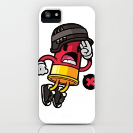Bullet Time iPhone Case