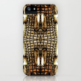 Go Gold Or Go Home iPhone Case