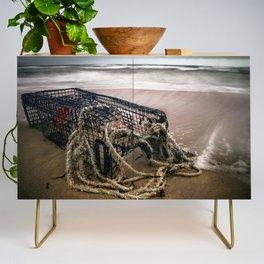 Lobster Cage Credenza