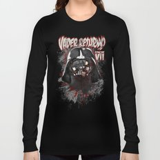 When there's no more room in Hell....Vader. Long Sleeve T-shirt