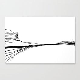 Landscape 111511 Canvas Print