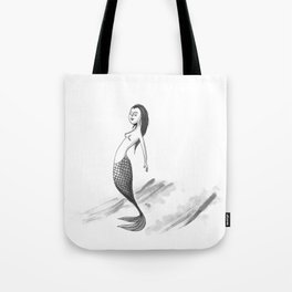 Hang Ten Mermaid Tote Bag
