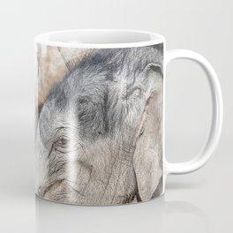 Indian Elephant watercolour Coffee Mug
