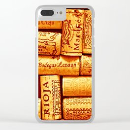 Every Which Way Rioja Clear iPhone Case