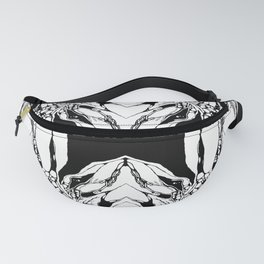 Abstract life's stalk 08 Fanny Pack