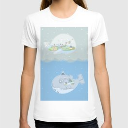Fantastic Fish T-shirt