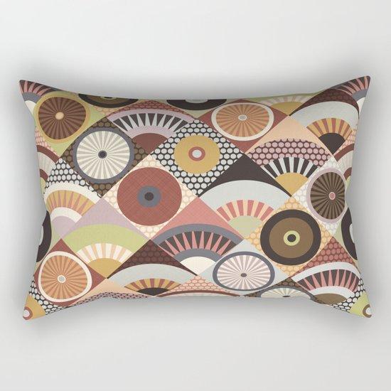 mountain earth Rectangular Pillow