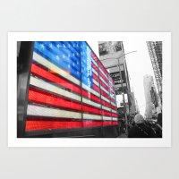 Nationalism!! Art Print