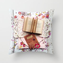 Great Thoughts From Emerson Throw Pillow