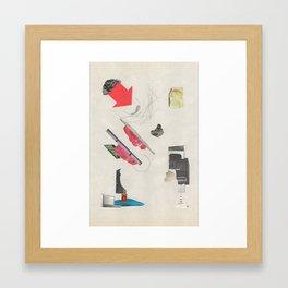 otherside Framed Art Print