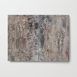 Brooklyn Ceiling Tile #3 Metal Print