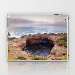 Devils Punchbowl Laptop & iPad Skin