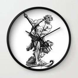 Neptune, V&A, London Wall Clock