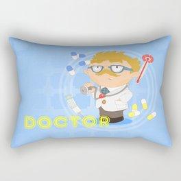 Doctor Rectangular Pillow