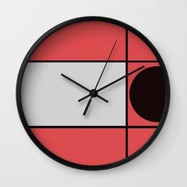 Intruder Circle Wall Clock