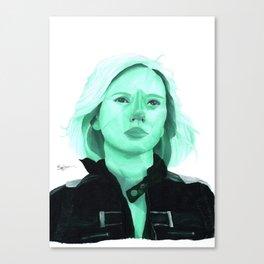 Natasha Romanoff Canvas Print