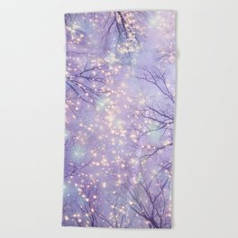 Each Moment of the Year Has Its Own Beauty Beach Towel