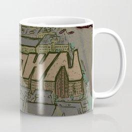 Drawing Uptown Coffee Mug