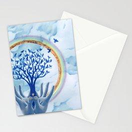 Grateful Presence Stationery Cards