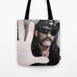 Lemmy Kilmister Tote Bag