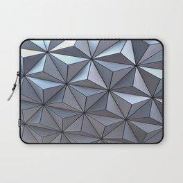 Spaceship Earth Laptop Sleeve