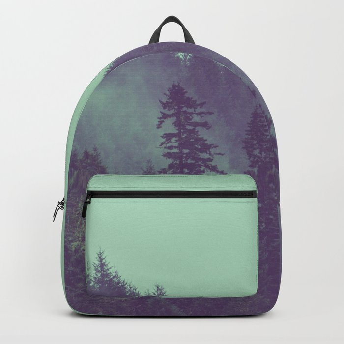 Adventure Awaits Forest Backpack