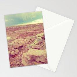 Desert Rain Stationery Cards