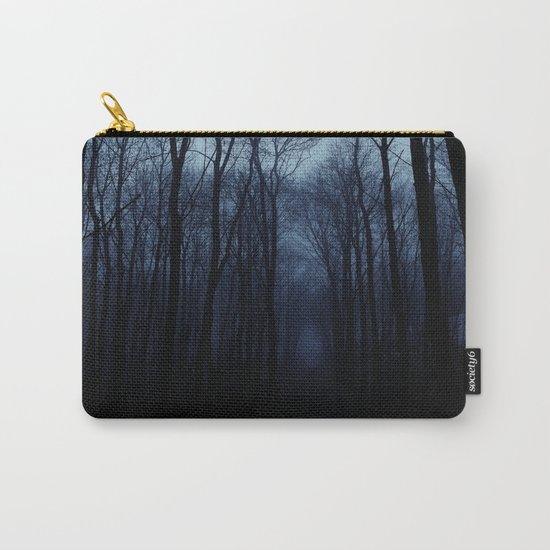 Deep Forest Carry-All Pouch