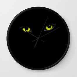 THE FACE OF THE SOUL Wall Clock