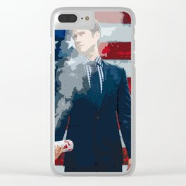 Braindead Clear iPhone Case