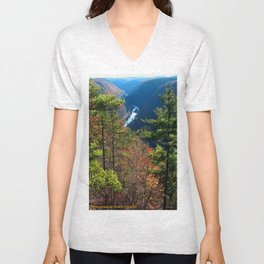 Pennsylvania Grand Canyon Unisex V-Neck