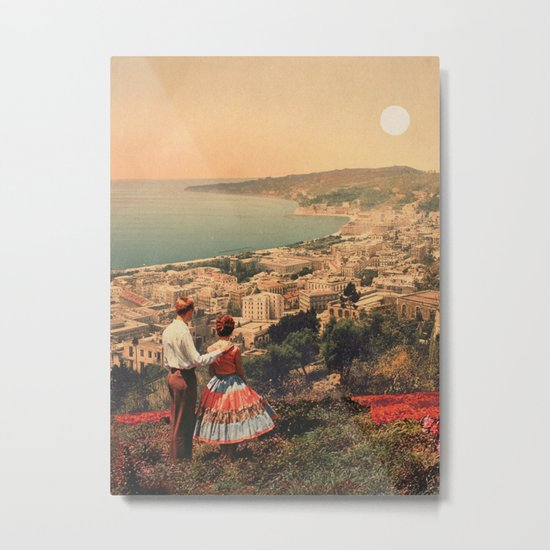 Is This The City We Dreamt Of Metal Print