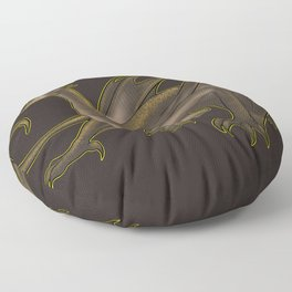 Enaykin, Modern Dragon Floor Pillow