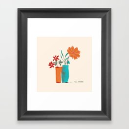 Is it Spring yet? Framed Art Print