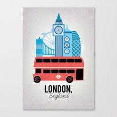 London, England Canvas Print