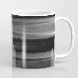 Soft, Dreamy Black White Coffee Mug