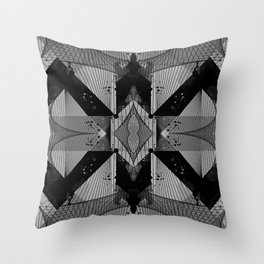 pattern c3 Throw Pillow